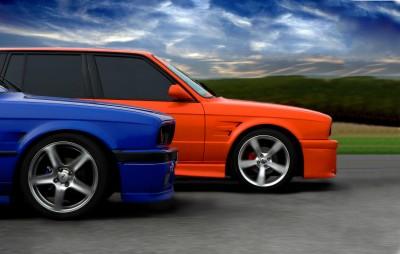 Wyścigi BMW