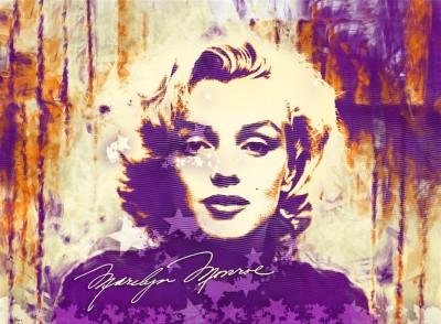 Marilyn Monroe - Norma Jeane Mortenson