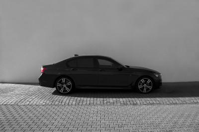 Samochód BMW 750i