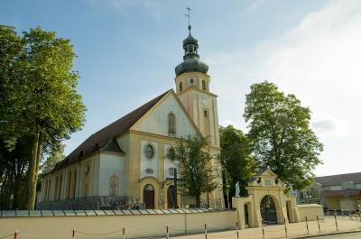 Kościół w Siedlcu