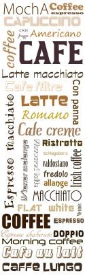 Różne rodzaje kaw
