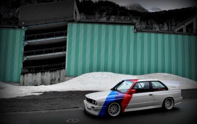 BMW Stara, klasyczna trójka