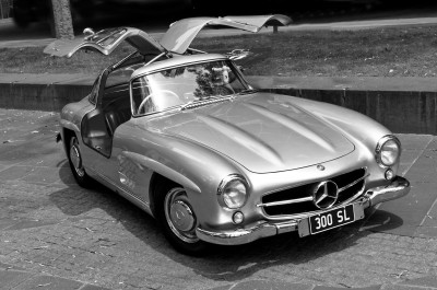 Mercedes Gullwing 300SL