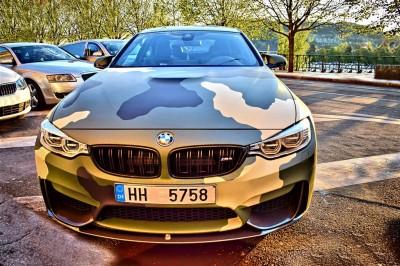 Morowe BMW M4