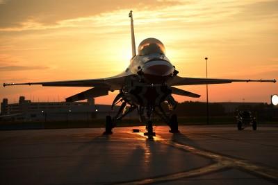 F16 Thunderbird