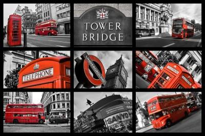 Zdjęcia  z Londynu