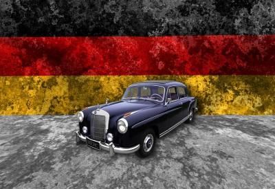 Niemiecki samochód