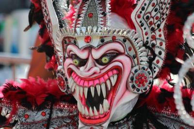 Maska karnawałowa Wenecja