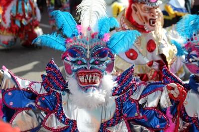 Karnawałowe maski weneckie