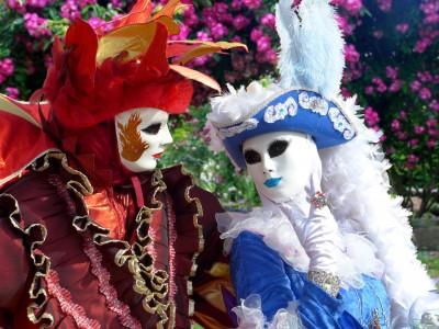 Maski na karnawał