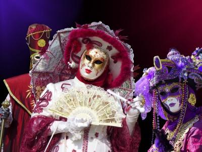 Maski karnawałowe dla dorosłych
