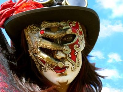 Maska na karnawał