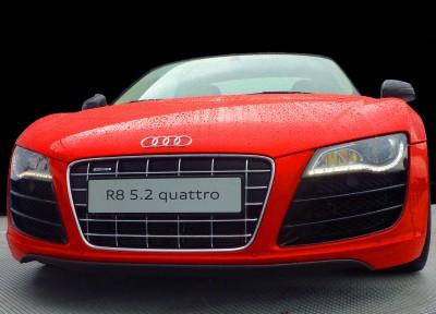 Audi R8 5,2 Quattro
