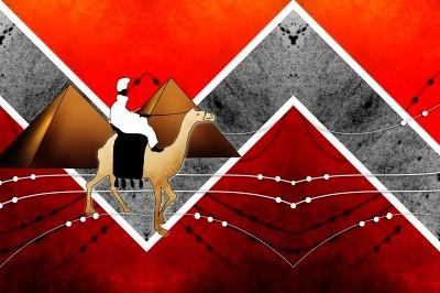 Przejażdżka na wielbłądzie