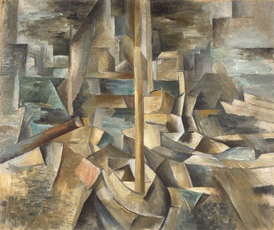 Georges Braque Port