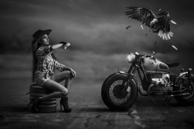 Motocykl BMW