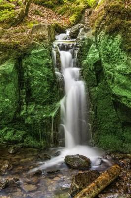 Bawarski wodospad