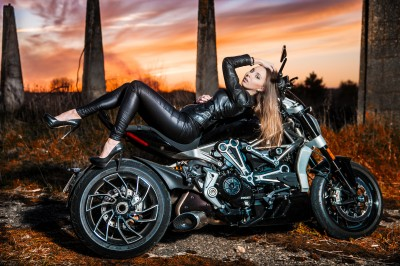 Motocykl Ducati