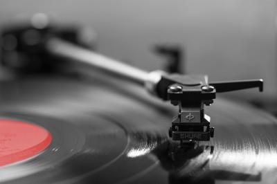 Profesjonalny gramofon