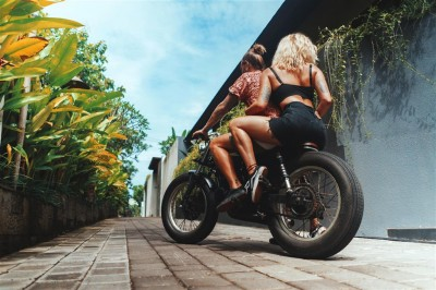 Para na motorze