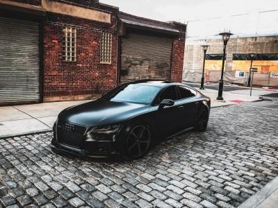 Wypasione Audi