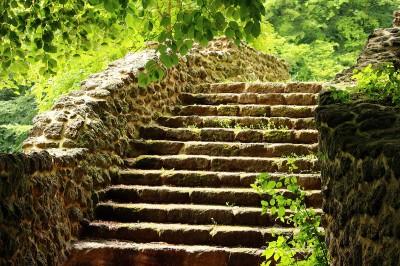 Słoneczne schody