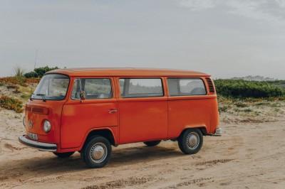 Ogórek VW Transporter