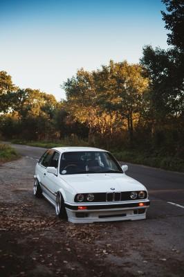Niskie BMW