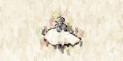 Marilyn Monroe baletnica