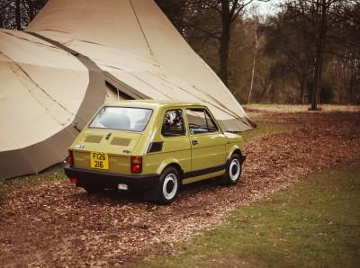Maluch Fiat 126p 650