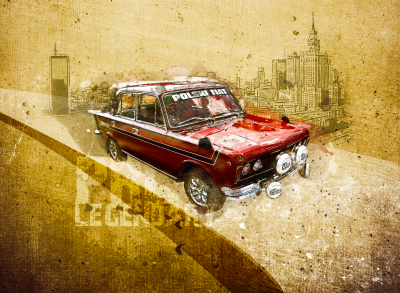 Legendarny Fiat 125p