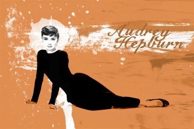 Audrey Hepburn znana aktorka