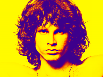 Frontman z The Doors