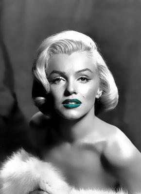 BG703 Marilyn Monroe