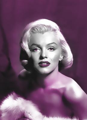 BG705 Marilyn Monroe Aktorka