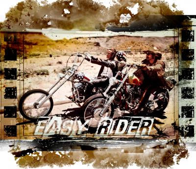Easy Rider - Swobodny jeździec