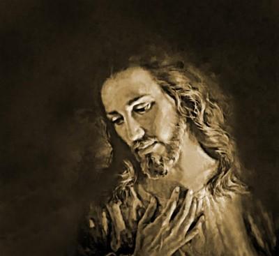 Twarz Jezusa Chrystusa