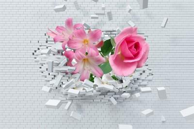 Wejście kwiata