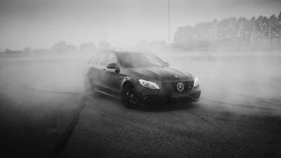 W gumowej mgle