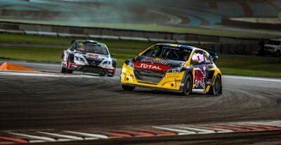 Peugeot na wyścigu