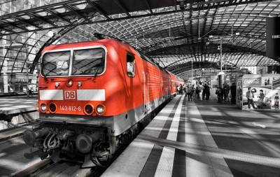 Pociąg DB Berlin