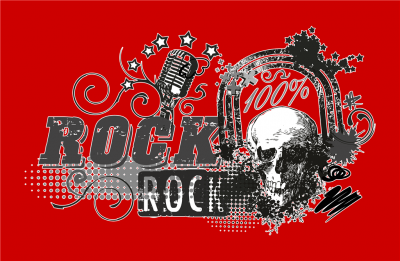 100% Rock music