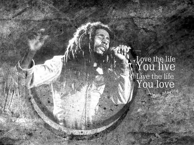 Koncert Boba Marleya