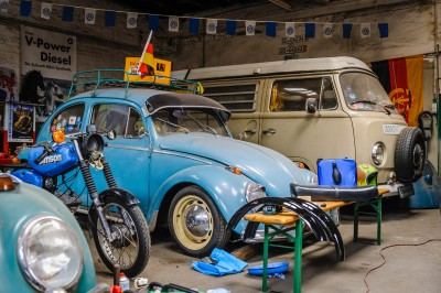 Garaż mechanika