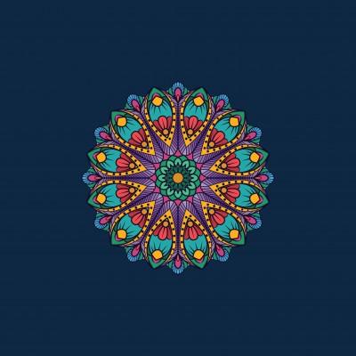 Mandala z Maroko
