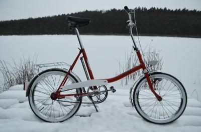 Romet Gil Zabytkowy rower PRL