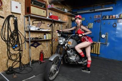 Garaż niewiasty